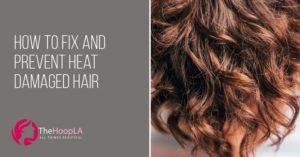 fix damaged hair