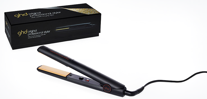 GHD Original IV Professional Straightening Styler Review 1