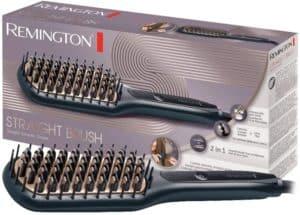 remington keratin straightening brush review