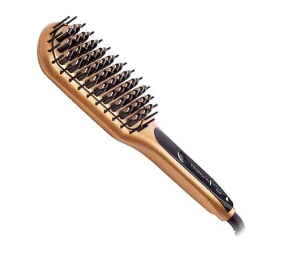 Best Hair Straightening Brush 10