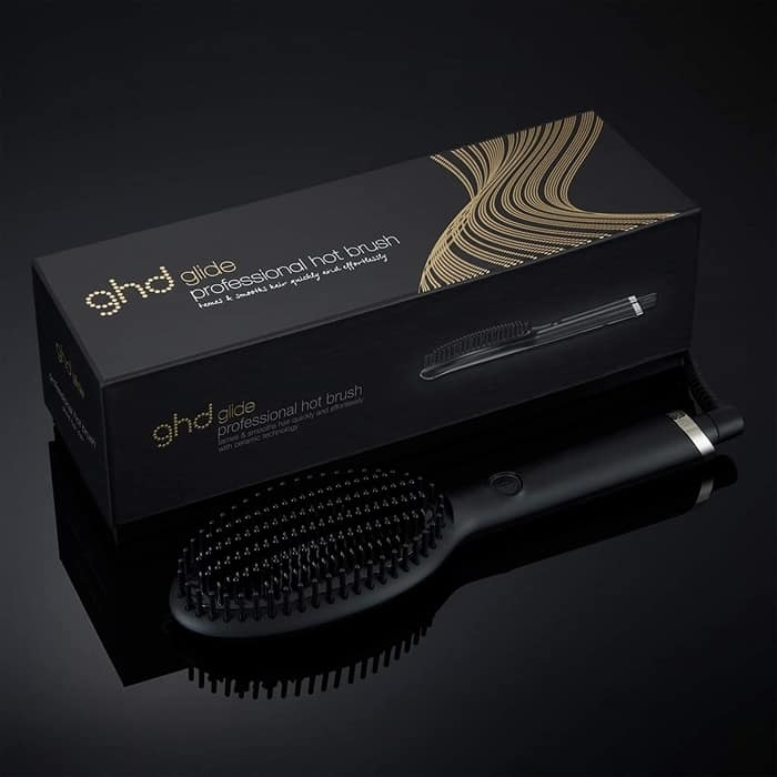 ghd glide hot brush product