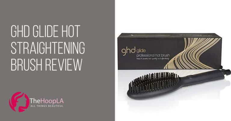 ghd glide hot straightening brush review