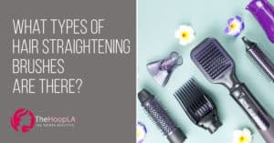 what types straightening brush