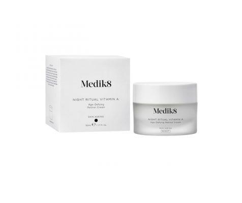 medik8 night ritual vitamin a age defying retinol cream 50ml review